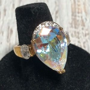 Stunning Vintage Statement Ring